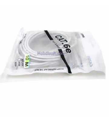 Cable Reseau Cat6-E Utp  25M Capsys