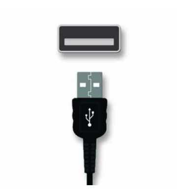 Cable Usb Lightning Led...
