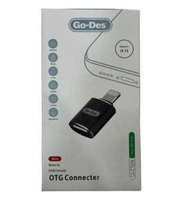 Adaptateur Micro Usb Female To Mini Usb Male