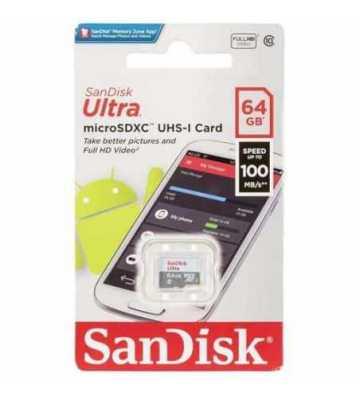 Carte Memoire Sandisk 16Gb Micro Sd Class 4   Sdsdqm-016G-B35