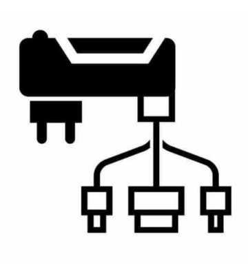 Transfo 20V / 2A Boite Verte