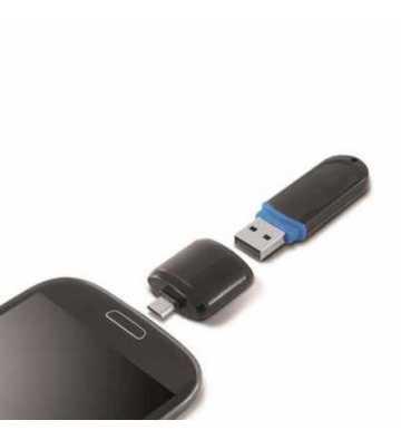 Cable Reseau 1M Retractable