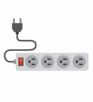 Kit Repeteur Cpl Wifi Tenda 300Mbps Pw201a