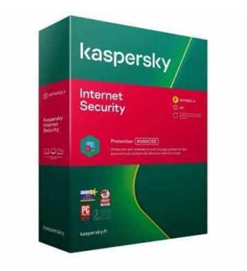 Antivirus Kaspersky...